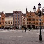 Jour 1 : visite du centre ville de Bruges
