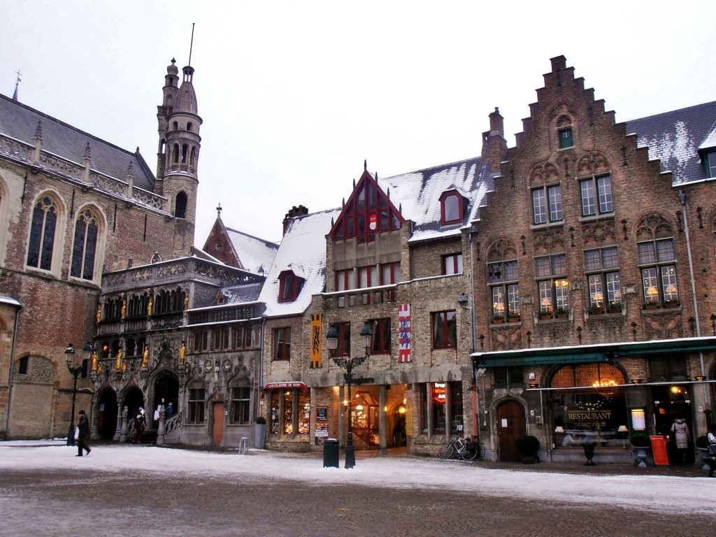 Place du Bourg Stadhuis