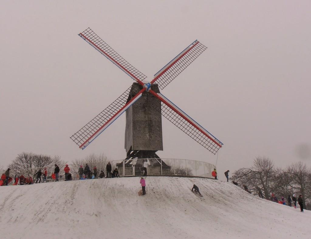 Moulins de Bruges