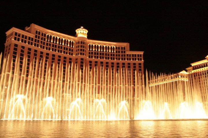 El bellagio Las Vegas