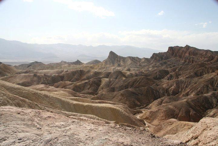 Death Valley Dante view