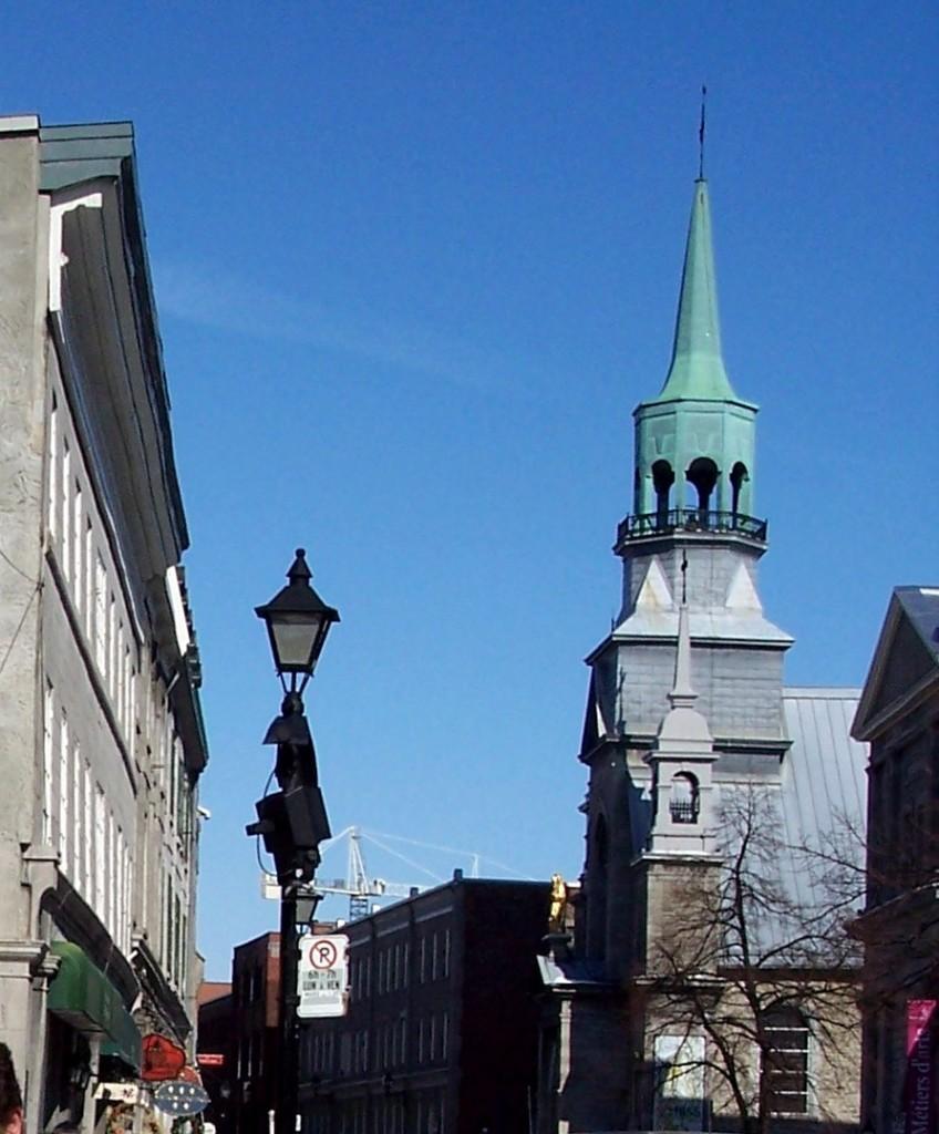 Chapelle Notre-Dame de Bon Secours Montréal