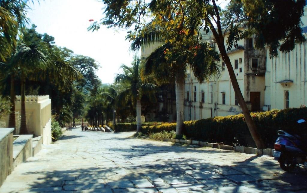 Udaïpur City palace Inde Rajasthan