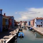 Les îles de Murano et Burano