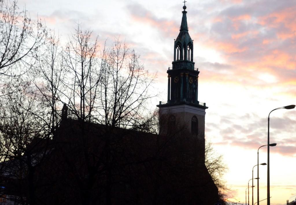 Eglise Sainte-Marie Berlin