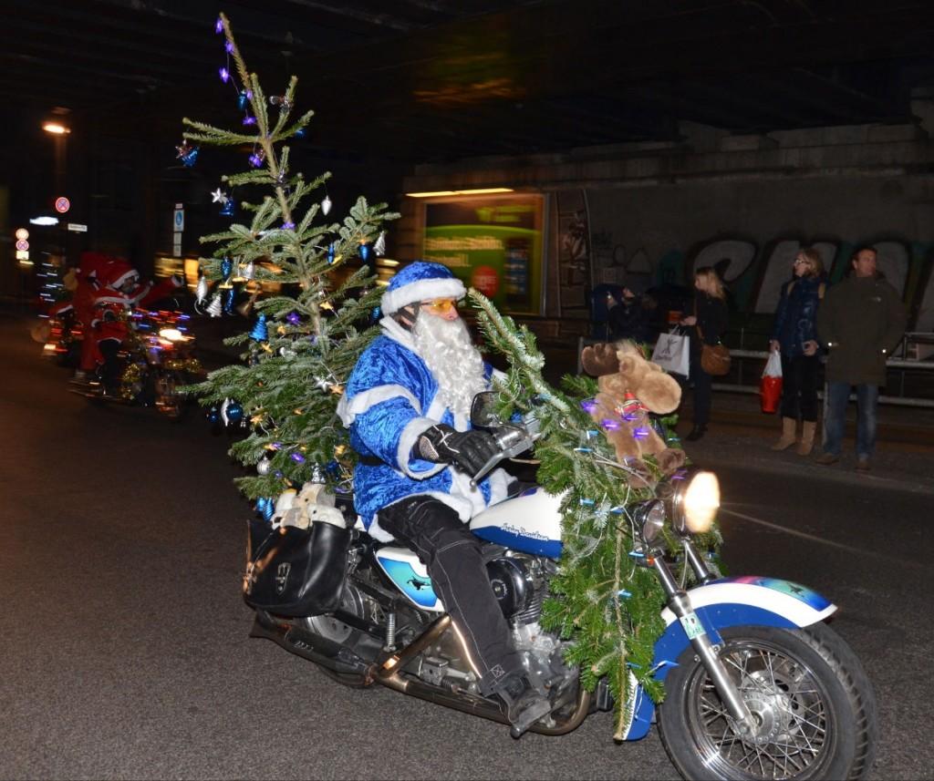 père Noël Berlin