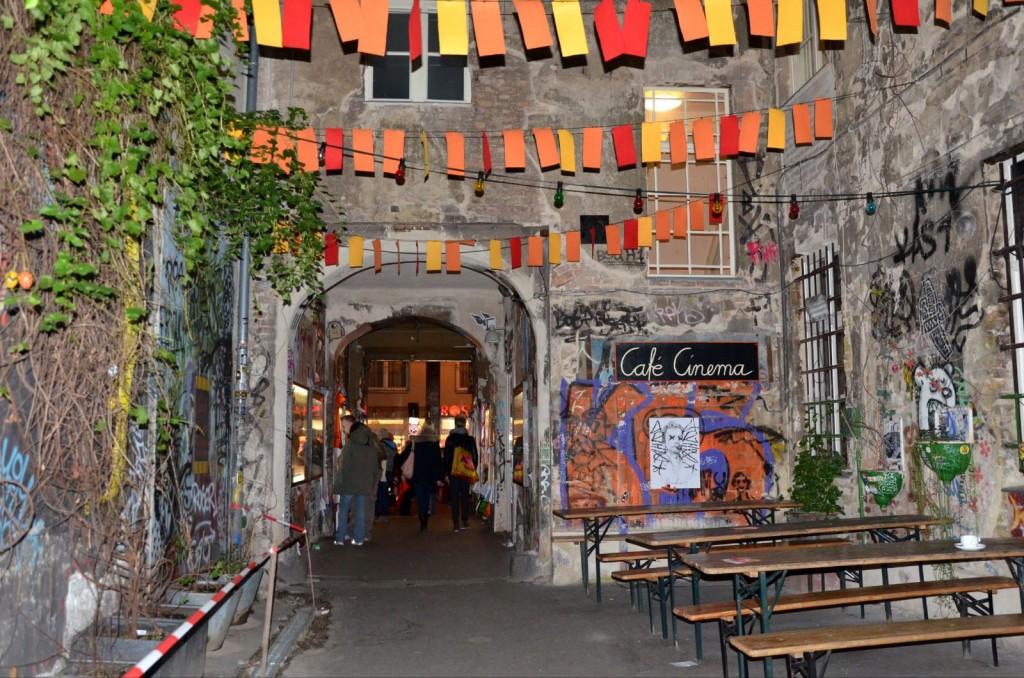 Berlin haus Schwarzenberg