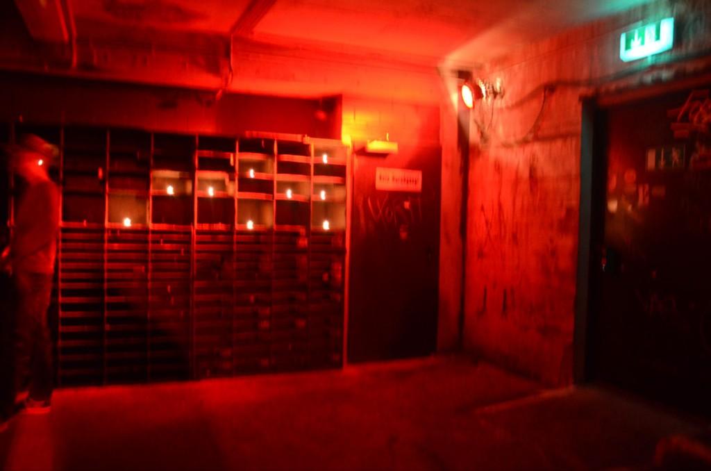 Boîte de nuit berlin