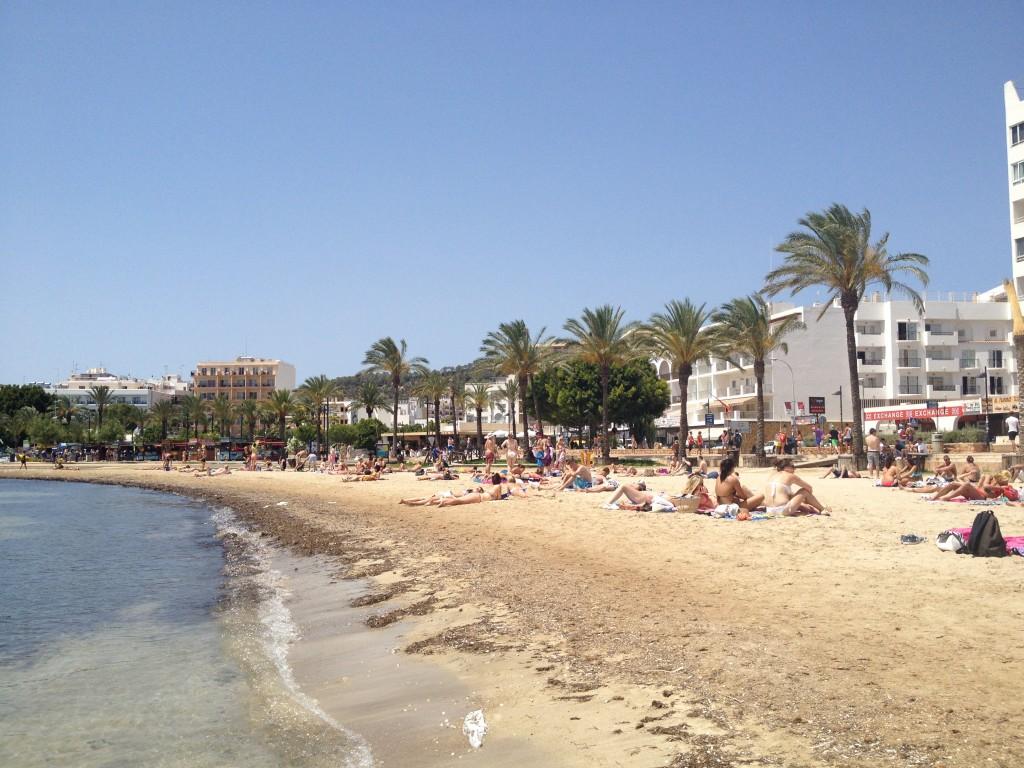 Ibiza plage de Figueretes