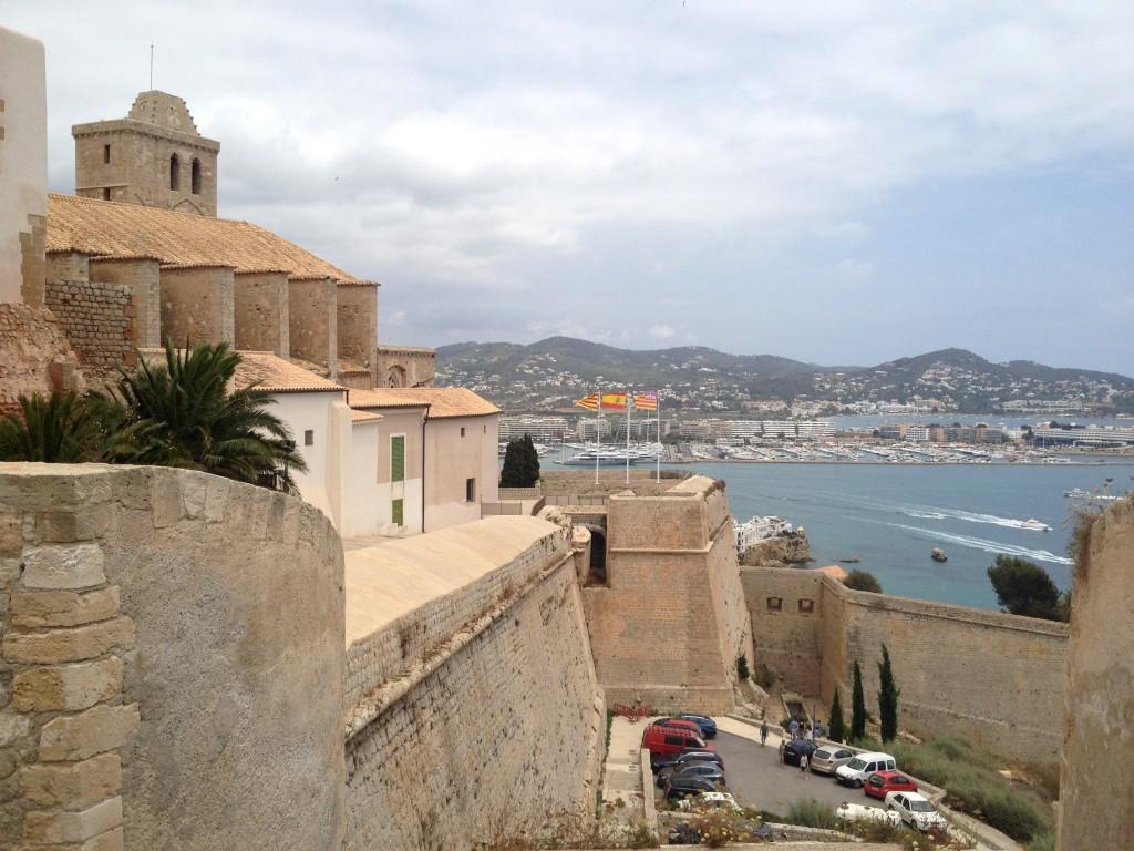 Ibiza muraille Evissa