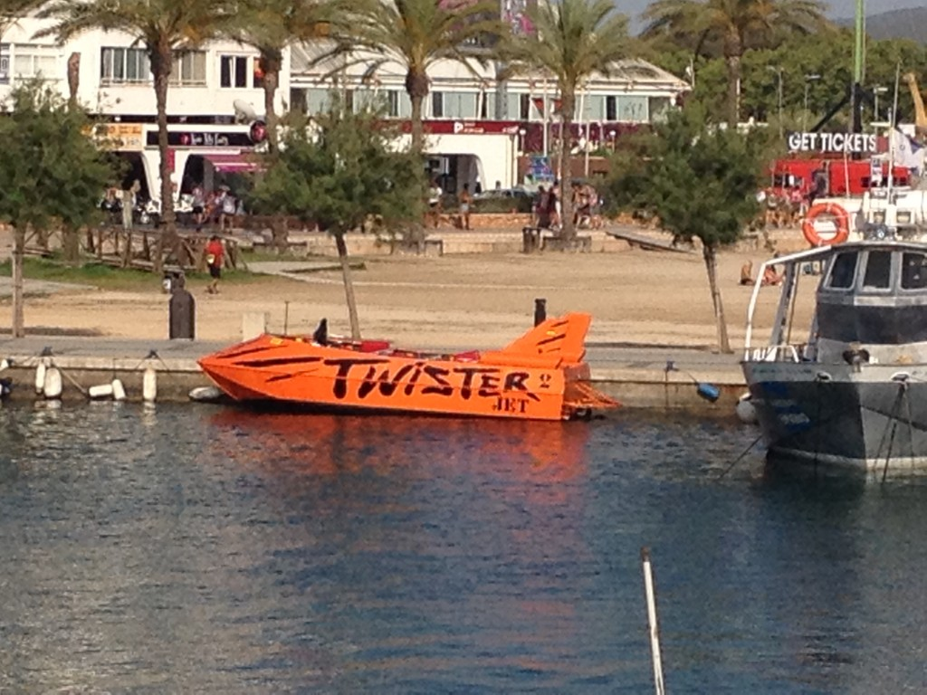 Twister Ibiza
