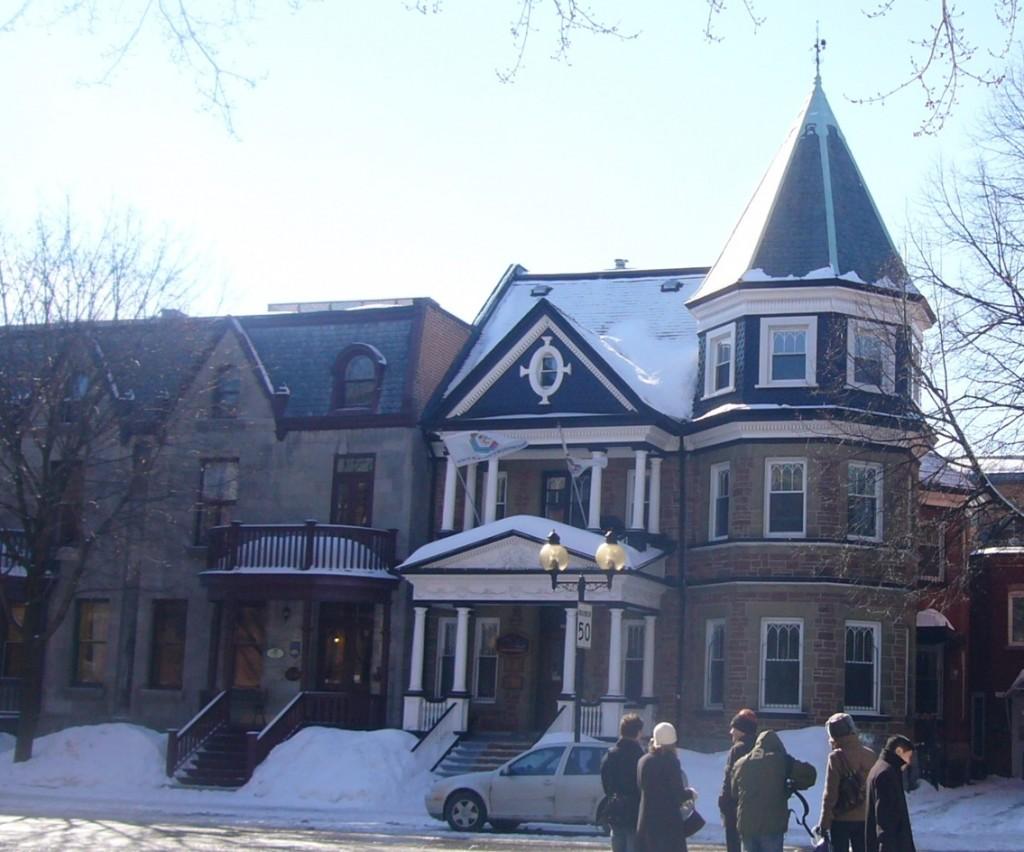 Maisons de montréal
