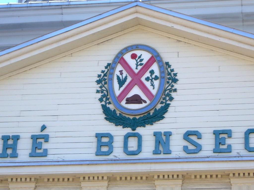 Marché bonsecours Montréal