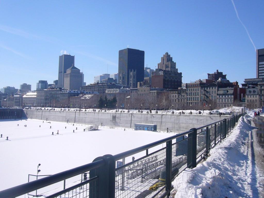 Quais du Vieux-port Montréal