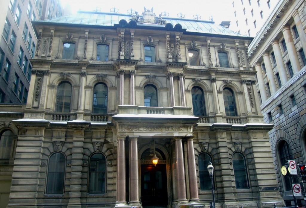Molsons Bank Montréal