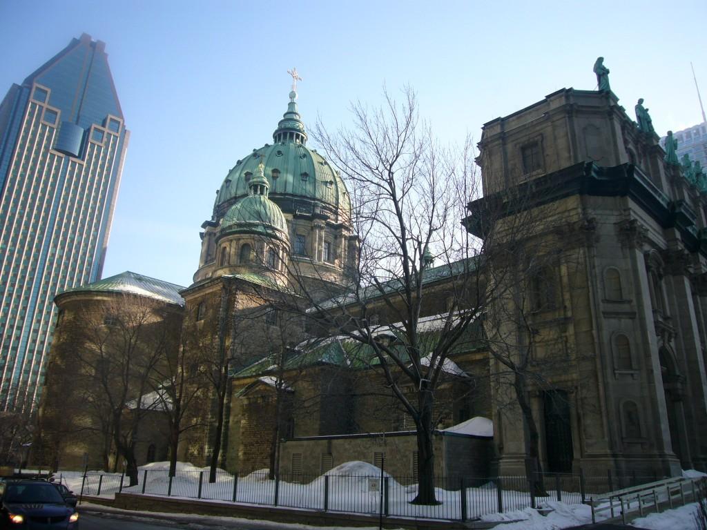 Cathédrale Marie Reine du monde Montréal