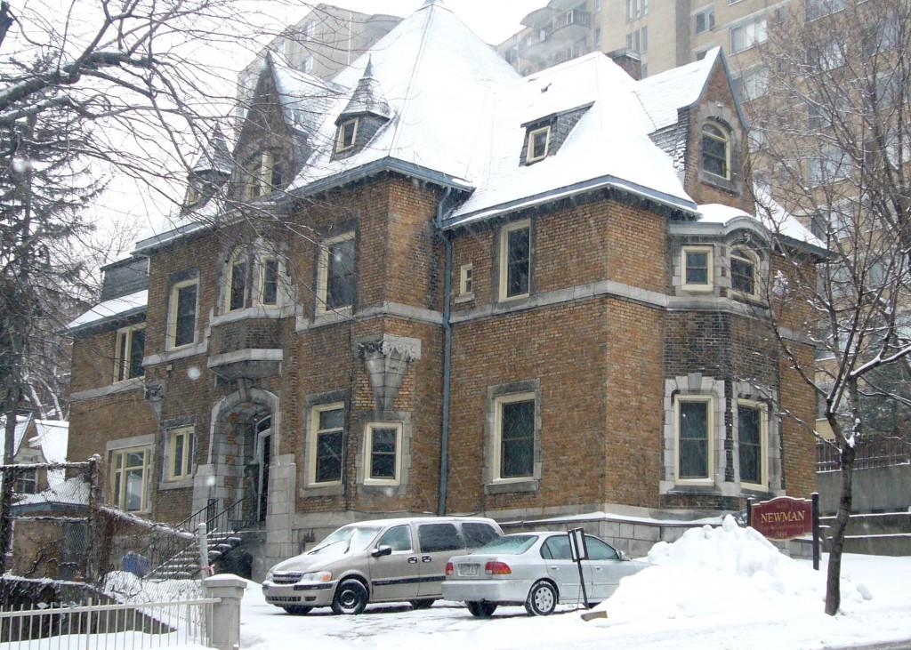 Centre Newman McGill - Montréal