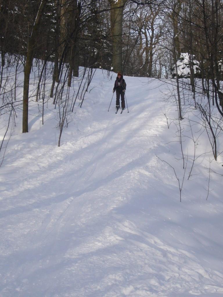 Mont Royal ski de fond Montréal