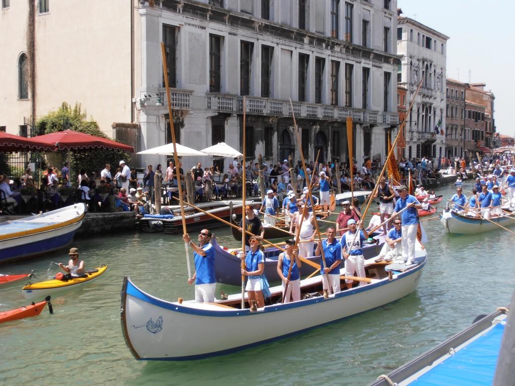 Venise regate