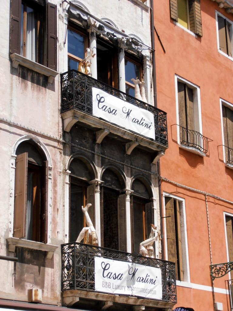 Venise casa martini