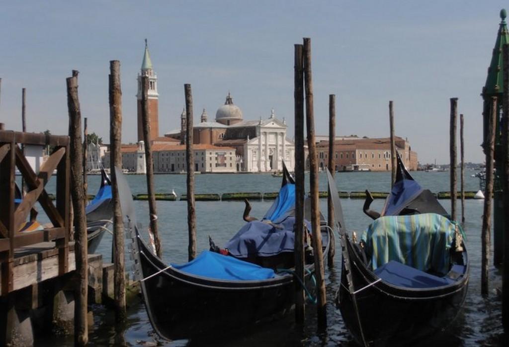 vue de la Place San Marco Venise