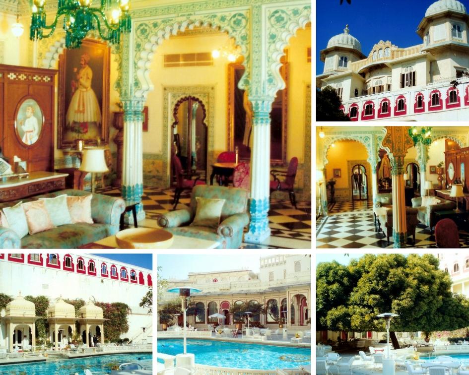 Udaipur palace inde