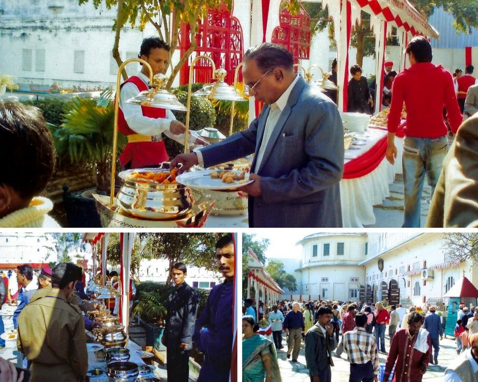 anniversaire maharana inde udaipur
