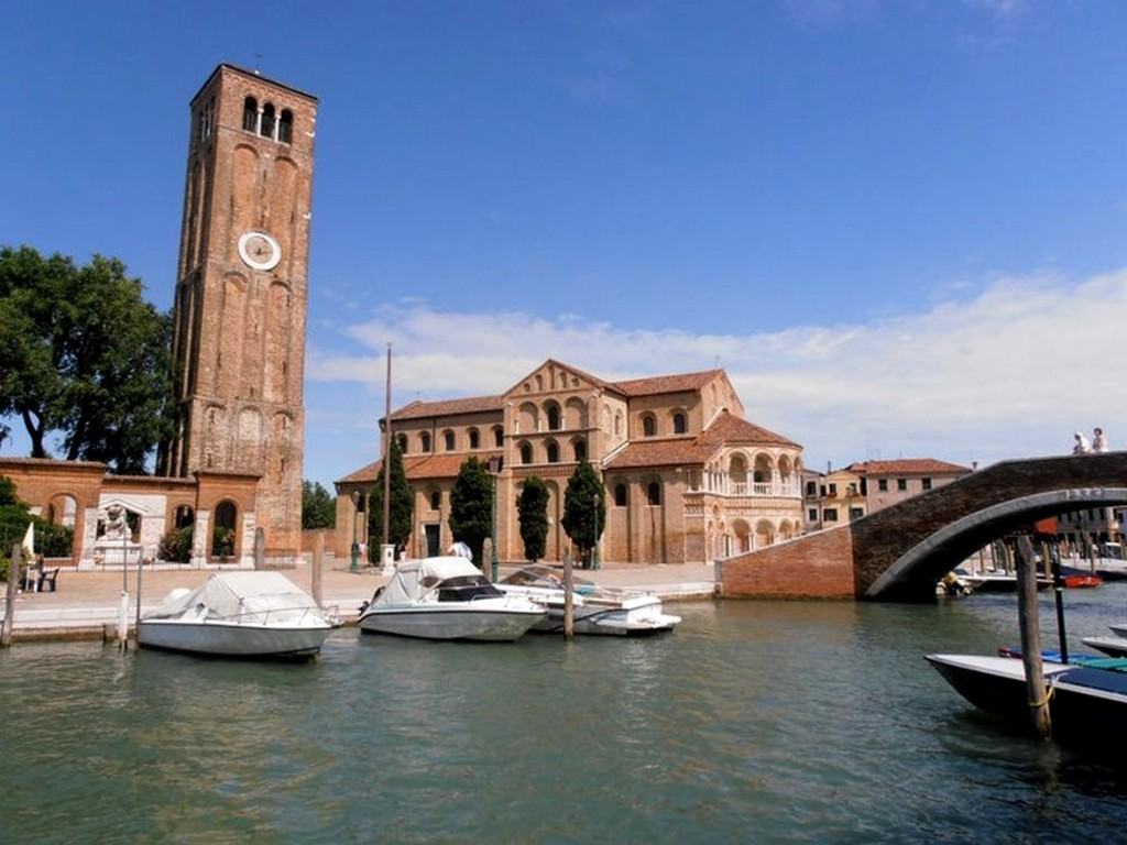 Basilique Santa Maria Murano