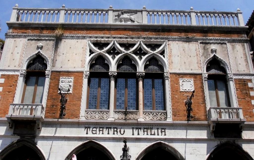Teatro italia venise