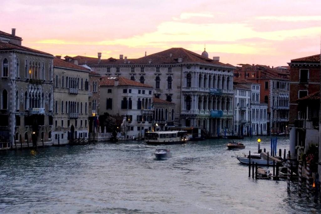 Venise pont dell'accademia