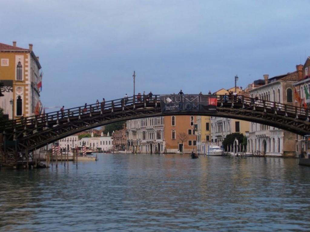 ppont de l'accadémia Venise