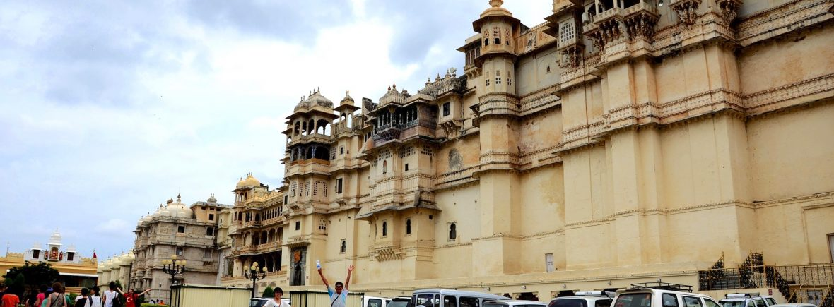 udaipur city palace inde
