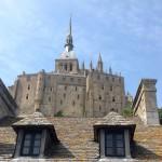 Abbaye et ville du Mont-Saint-Michel