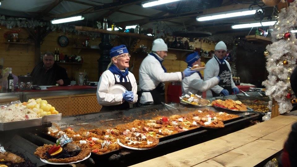 marché de noel budapest