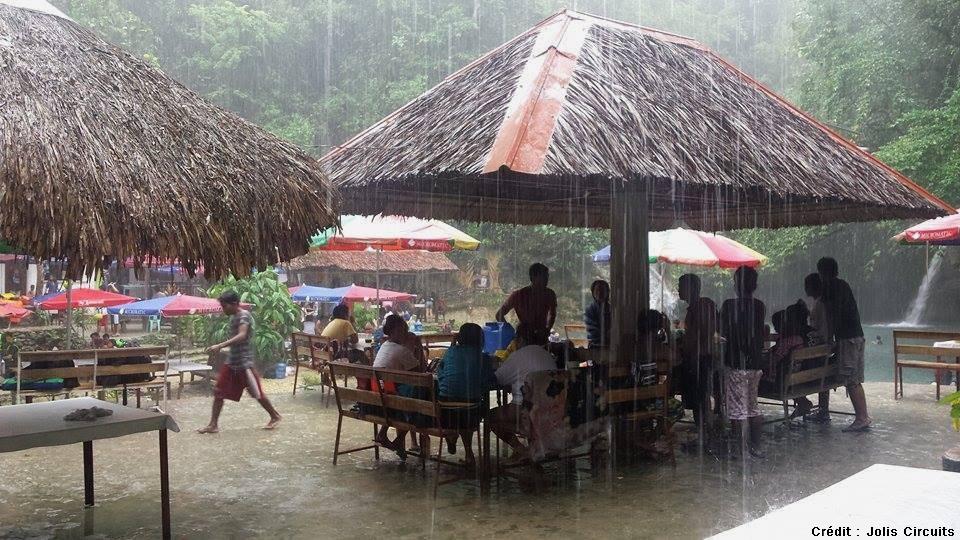 cascade Kawasan philippines cebu