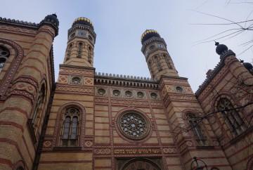 Grande synagogue Budapest