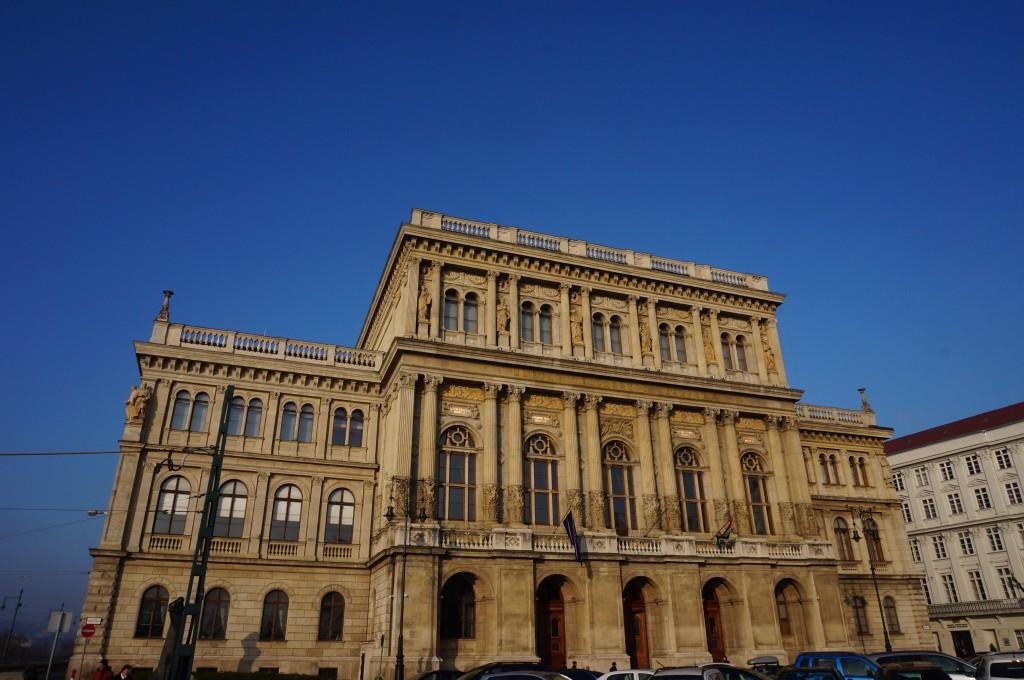 budapest Académie hongroise des sciences