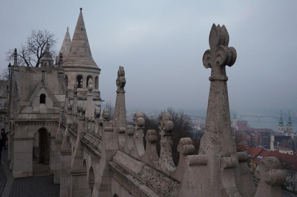 Bastion des pecheurs budapest