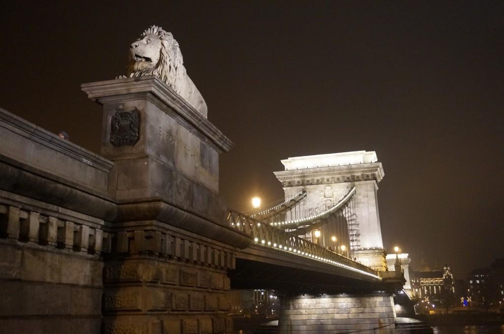 Pont des chaînes Budapest