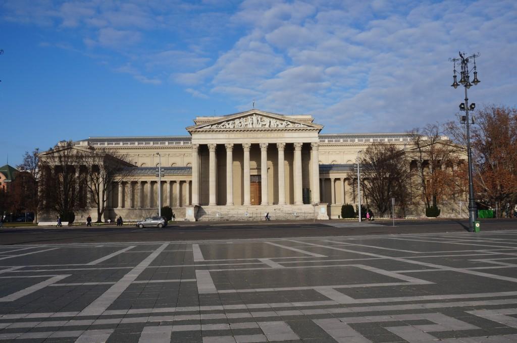 Musée des Beaux arts budapest