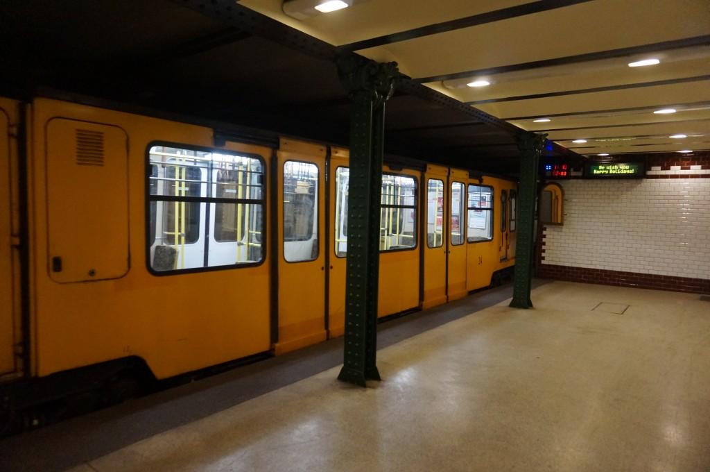 metro budapest