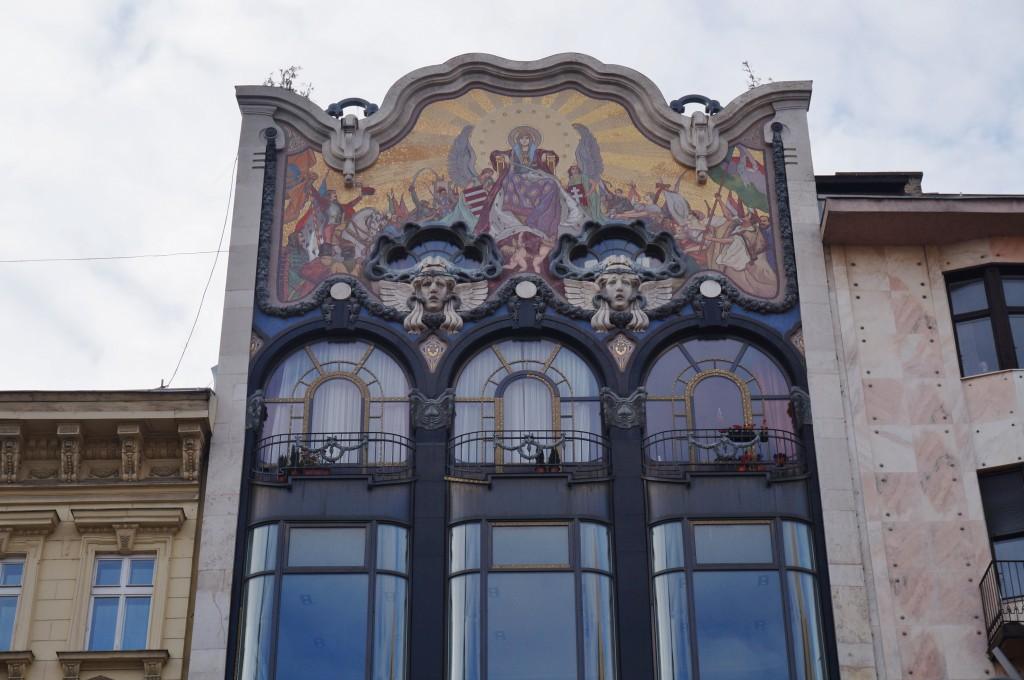 ancienne banque Torok Budapest