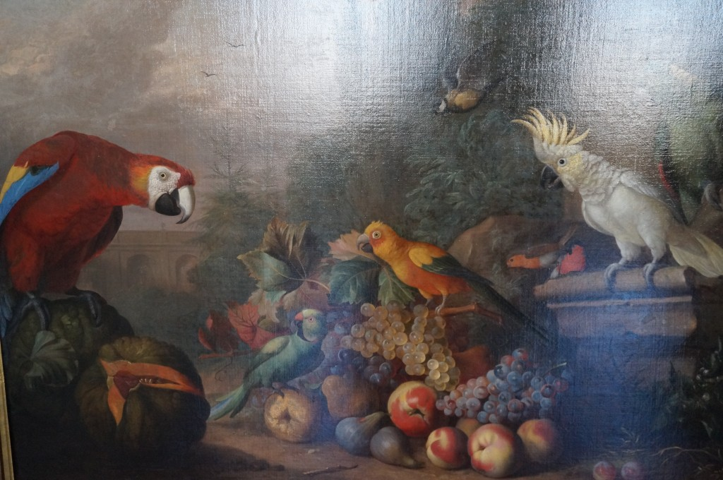 peinture budapest