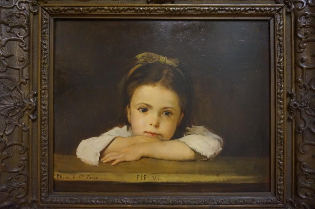 Lajos Deak Ebner peinture budapest