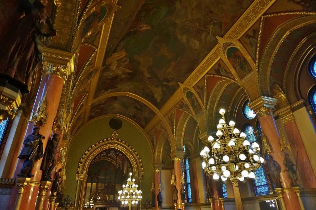 Parlement Budapest