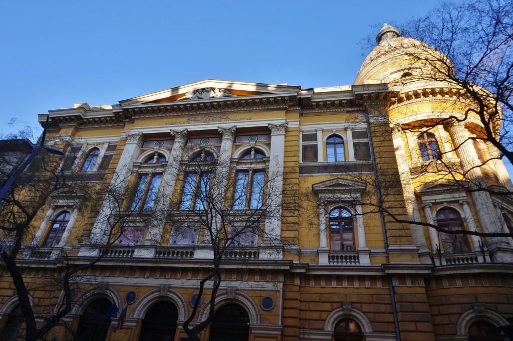 Bilbliothèque universitaire de budapest