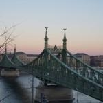 Les ponts de Budapest