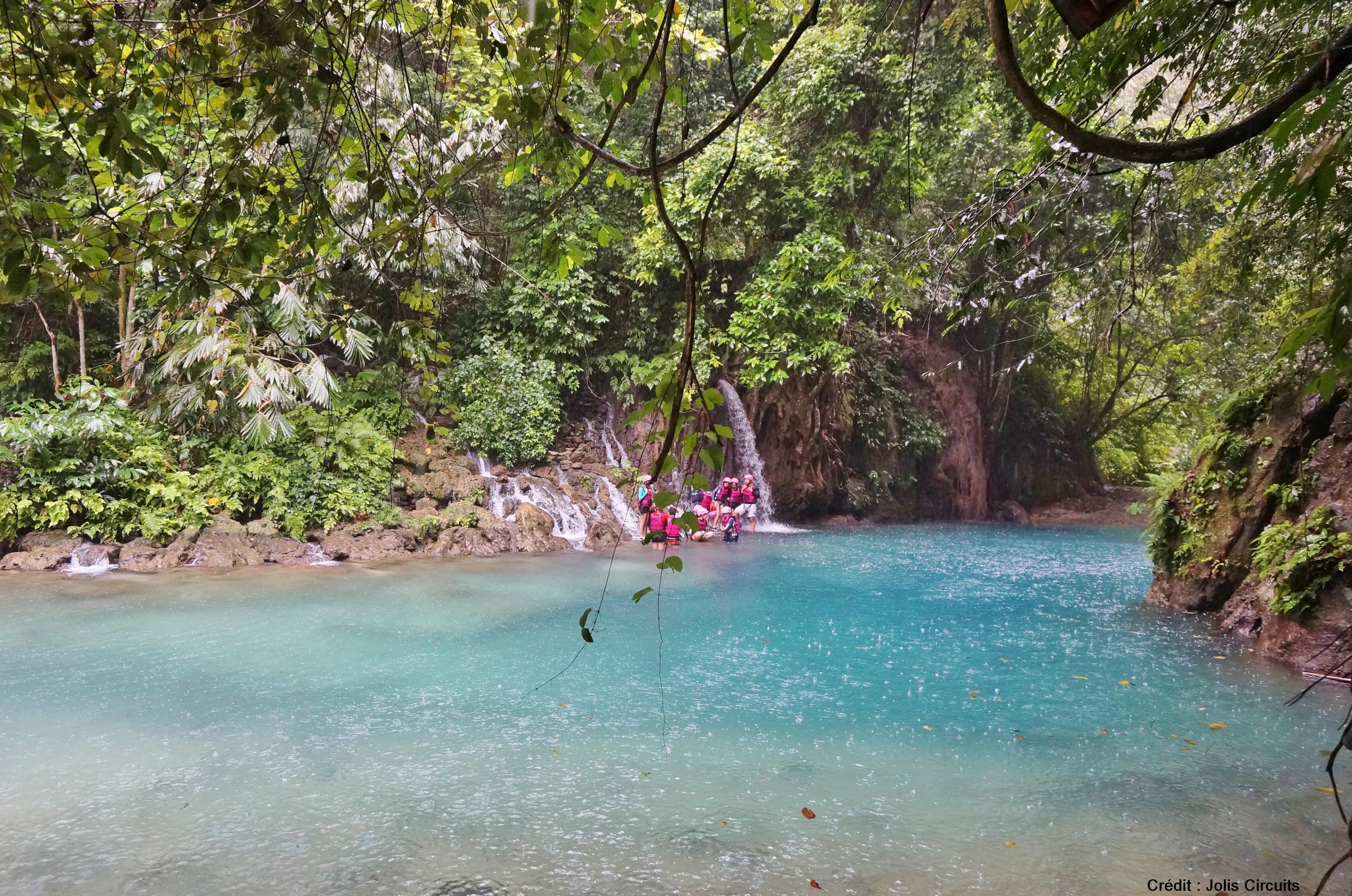 Cascade Kawasan Cebu Philippines