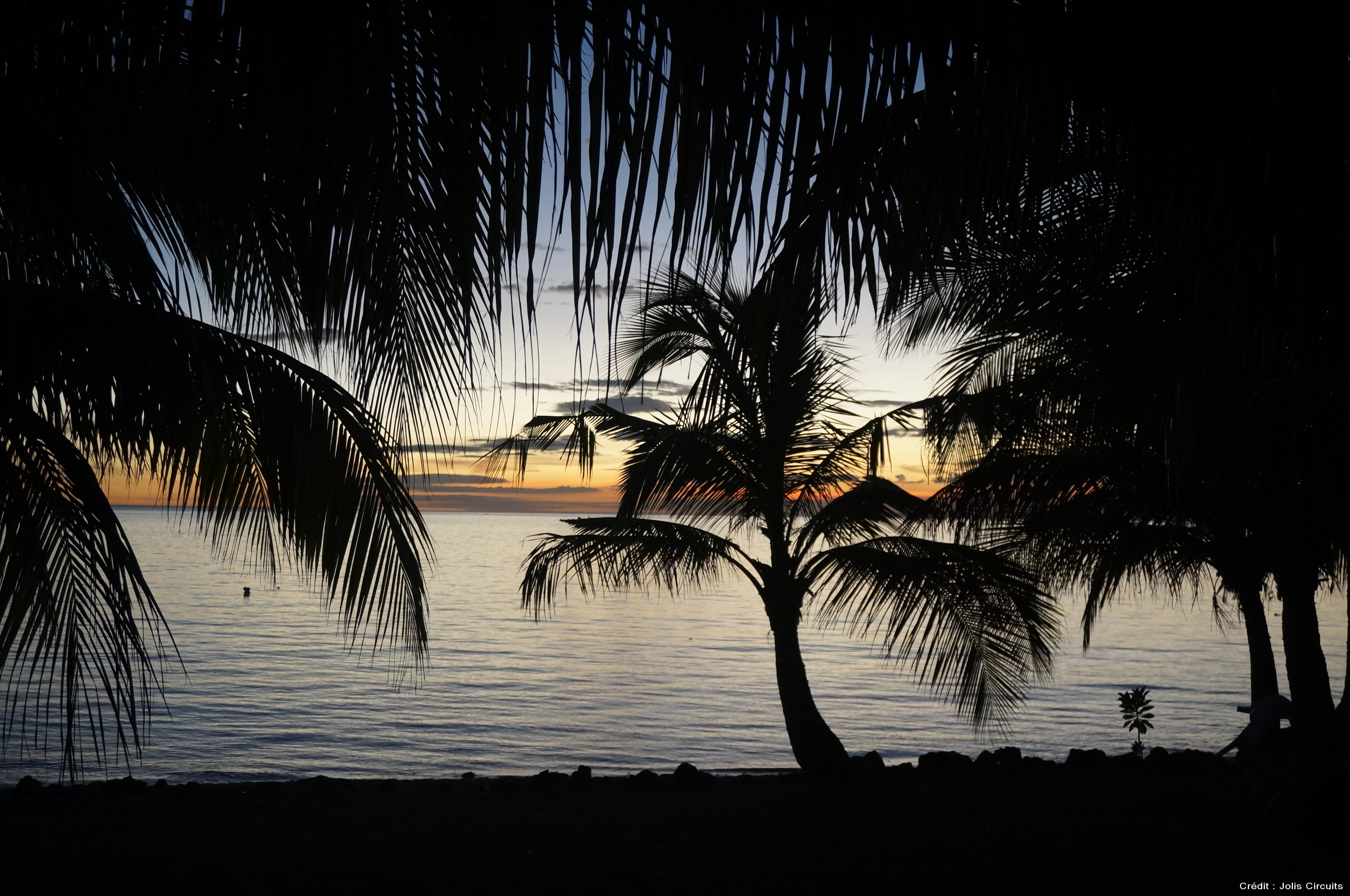 coucher de soleil siquijor philippines