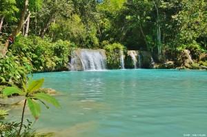 cascade Cambugahay siquijor philippines
